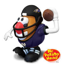 Baltimore Ravens Home Decor Baltimore Ravens Mr Potato Head Free Shipping On Orders Over