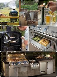 kitchen outdoor kitchen essentials luxury home design classy