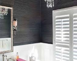bathroom wallpaper ideas 15 elegant and chic bathroom wallpaper ideas home decor ways