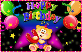 glittering happy birthday card animated image from 365greetings com