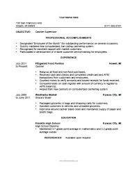 Resume For Cashier Job by Cashier Resume Template Free Printable Allfreeprintable Com