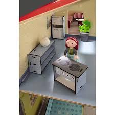 cuisine haba accessoire maison de poupées meubles de cuisine