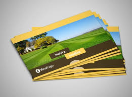 Mowing Business Cards Lawn Care Brochure Template Mycreativeshop
