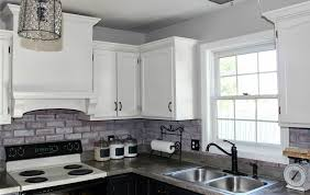kitchen brick tile backsplash kitchen backsplash ideas for
