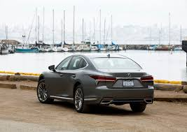 lexus lease return experience new 2018 lexus ls looking to undercut competitors on price