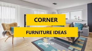 50 awesome corner furniture ideas for living room 2017 youtube