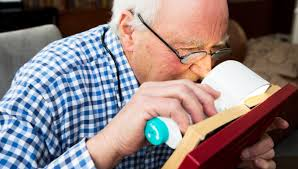 flashing lights in eye stroke stroke related eye conditions rnib supporting people with sight loss