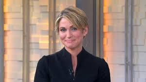 amy robach hairstyle amy robach s new haircut during chemo video abc news
