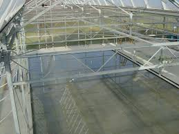 Metal Greenhouse Benches 10 554 4 U0027 X 24 U0027 5 540 Fixed Steel Greenhouse Bench