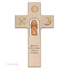 kreuz für kinderzimmer deko skulpturen statuen im kinder stil mit religions motiv ebay