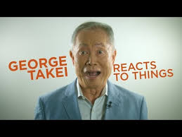 George Takei Oh My Meme - george takei reacts to things youtube