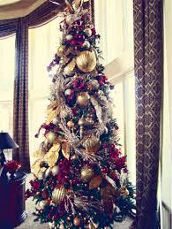 beyond the vine flowers home decor christmas tree