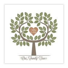 8 best images of printable family tree designs printable family