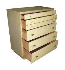 Blonde Bedroom Furniture 1950 1950s Blonde Chest Of Drawers Olde Good Things
