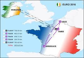R Train Map Arcgis Geospatiality