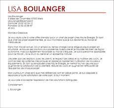 lettre de motivation chef de cuisine lettre de motivation promotion interne model lettre de motivation