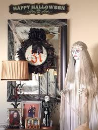 grandin road halloween creepy ideas for all over your house using creepy cloth u0026 plastic