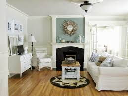 living room reveal the wicker house
