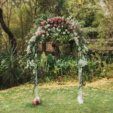 Wedding Archway Wedding Archway Hire The White Wedding Club