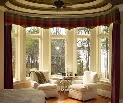 modern window treatments posh bright sun light trough inside room