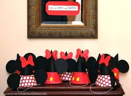 mickey mouse birthday party fashionable mickey mouse party decor mouse birthday party favors