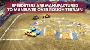 monster truck music video 360 video go for a ride in a monster truck speedster