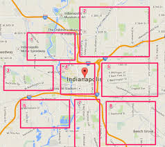 Map Indianapolis Anyone Have Rentals In Indianapolis How Has Your Experience Been