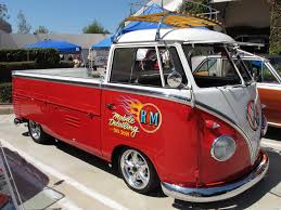 Old Vw Pickup Trucks Omg Mattress For When We Need A Fleet Of