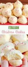 italian christmas cookies cakescottage