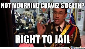 Jail Meme - chavez right to jail by jchiapet meme center