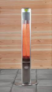 standing patio heater garden patio freestanding 1800w heater