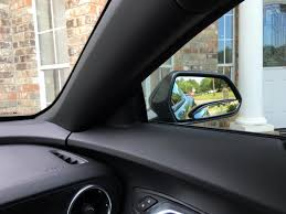 Blind Spot Mirror Where To Put Blind Spot Mirrors I Added Camaro6