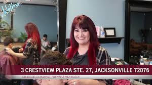 angel u0027s barbershop en jacksonville arkansas youtube