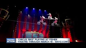circus puppets circus comes to at fisher theatre includes elephant