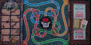 film quote board game the dice rolls in jumanji make no sense movies