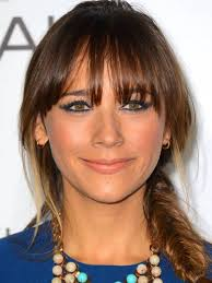 upside down v shape haircut the best and worst bangs for inverted triangle faces beautyeditor