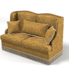 sofa pillows 3d fbx