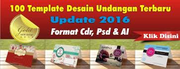 template undangan format cdr aneka template desain grafis terlengkap dan terbaik karya desainer