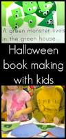 Halloween Pre K Crafts 237 Best Monster Study Images On Pinterest Monster Activities