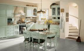 vintage kitchen design ideas white countertop chrome single hole