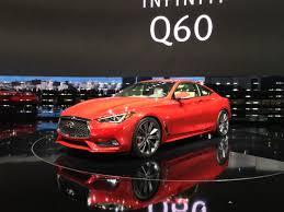 infiniti car coupe 2016 detroit 2017 infiniti q60 coupe unveiled autonation drive