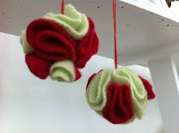 recycled cashmere sweater ornament wooly wooly products
