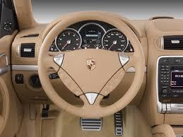porsche truck 2009 image 2008 porsche cayenne awd 4 door turbo steering wheel size