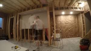 wonderful drywall basement construction basements ideas