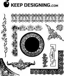 imagenes vectoriales gratis pin de petra svárovská en silhouette cameo 3 pinterest marcos
