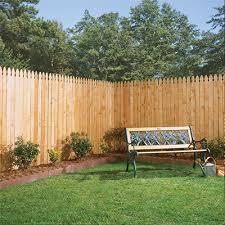 Home Depot Backyard Design Fencing Fence Materials U0026 Supplies At The Home Depot