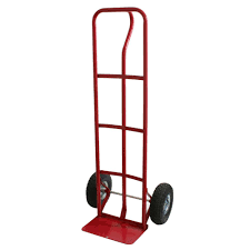 Flat Dolly Home Depot by Buffalo Tools 600 Lb P Handle Hand Truck 800906 The Home Depot