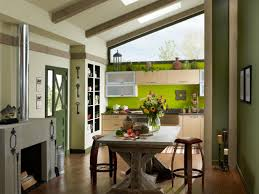Kitchen Colors Ideas Walls by 9 Kitchen Color Ideas That Aren U0027t White Hgtv U0027s Decorating
