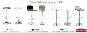 chaise de cuisine hauteur 65 cm tabouret de bar hauteur 65 cm tabouret bar cuisine table chaise