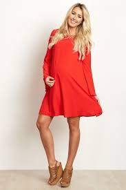 maternity dress chiffon bell sleeve maternity dress